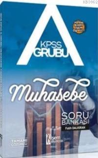2018 KPSS A Grubu Muhasebe Soru Bankası