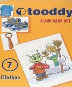 Flash Card Set: 7 (Clothes / Giysiler)