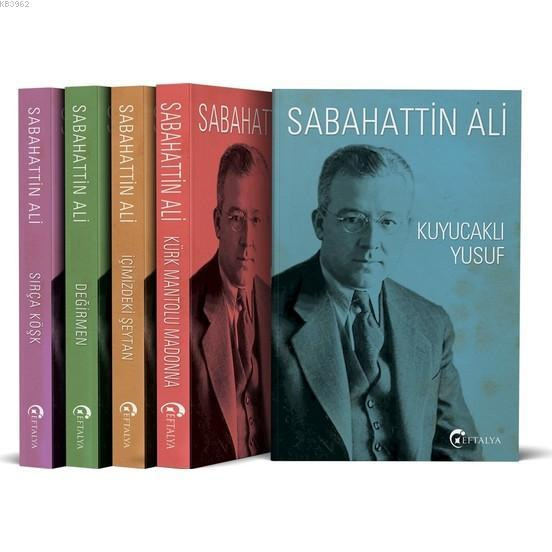 Sabahattin Ali Seti (5 Kitap Takım)