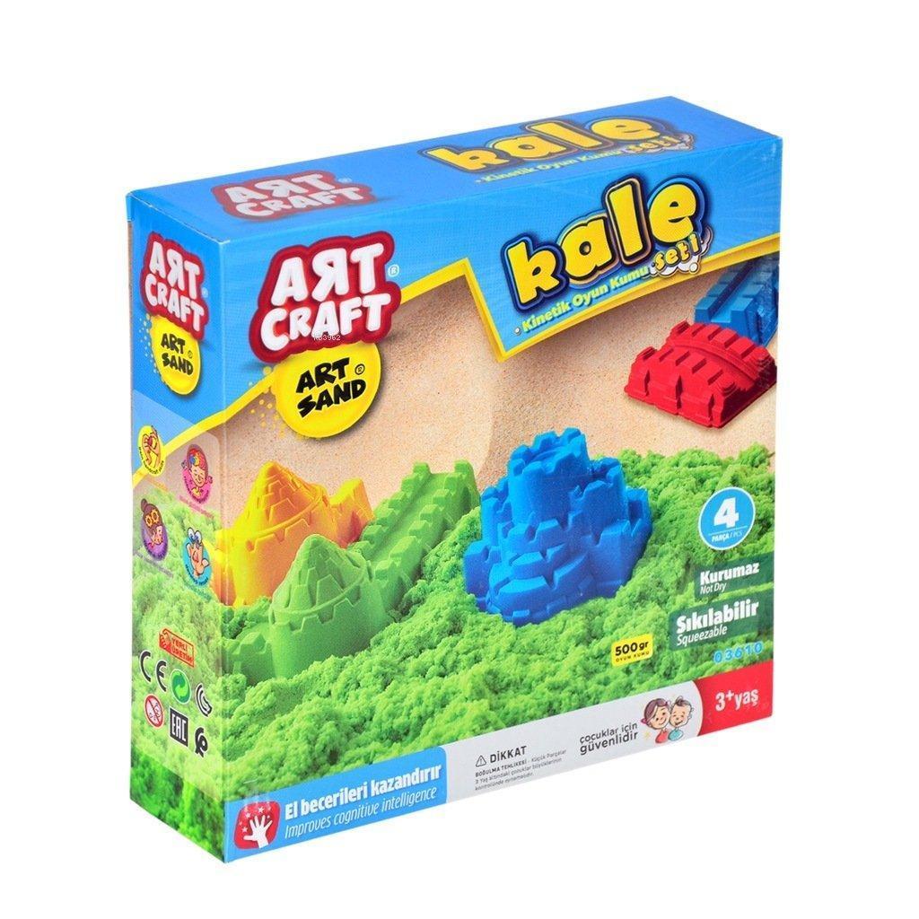 Art Craft 03610 Kalekum Seti 500 Gr.