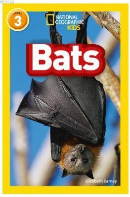 Bats (National Geographic Readers 3)