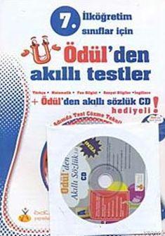 İlköğretim 8. Sınıf Akıllı Testler (cd'li)