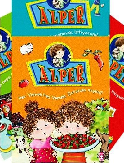 Alper And His Family Set