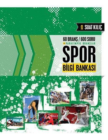 Spor Bilgi Bankası; 60 Branş / 600 Soru