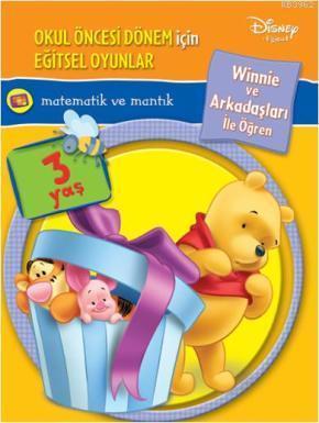 Matematik ve Mantık (3 Yaş); Winnie ve Arkadaşları ile Öğren