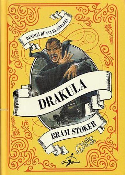 Drakula - Çocuk Klasikleri - Ciltli