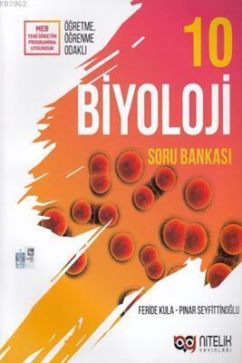 Nitelik Yayınları 10. Sınıf Biyoloji Soru Bankası Nitelik