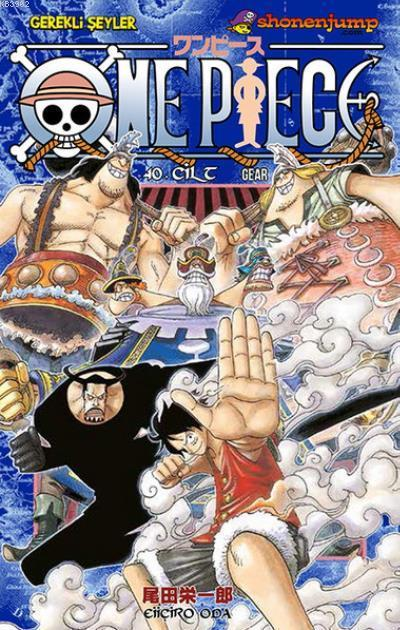 One Piece Cilt 40