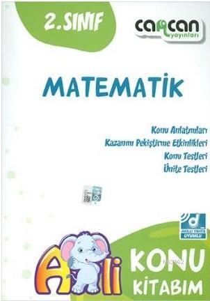 2. Sınıf Matematik Konu Kitabım
