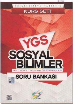 2017 YGS Sosyal Bilimler Soru Bankası Kurs Seti