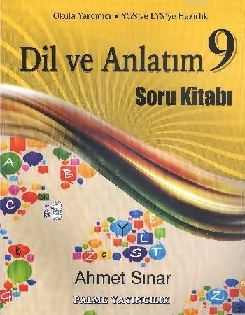 9. Sınıf Dil ve Anlatım Soru Kitabı