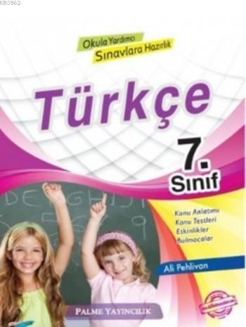 7. Sınıf Türkçe Konu Anlatımlı Soru Kitabı