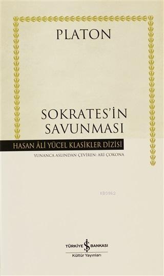 Sokrates'in Savunması (Ciltli)