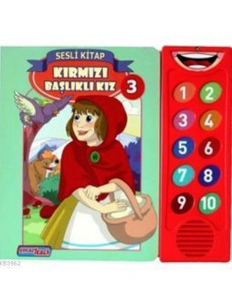 Kırmızı Başlıklı Kız - Konuşan Sesli Kitaplar 3