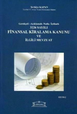 Finansal Kiralama Kanunu ve İlgili Mevzuat