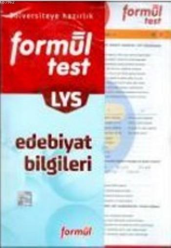 LYS Edebiyat Bilgileri Yaprak Test