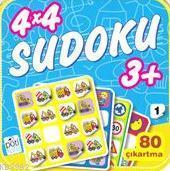 4 x 4 Sudoku 3+ (1); 3+ Yaş