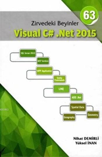 Zirvedeki Beyinler 63 Visual C # Net 2015