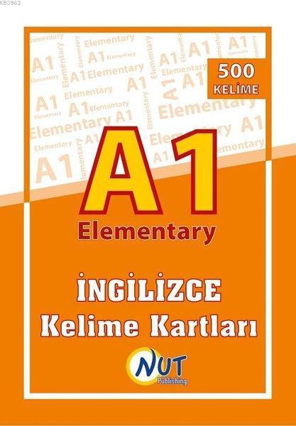 A1 Elementary İngilizce Kelime Kartları
