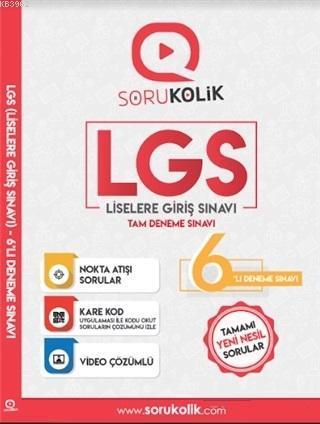 LGS 6'lı Deneme Sınavı
