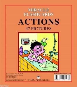 Miracle Flashcards - Actions