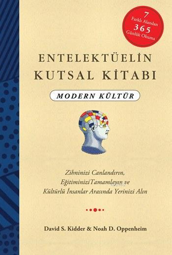 Entelektüelin Kutsal Kitabı Modern Kültür (Ciltli)