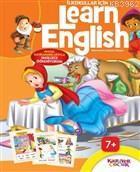 İlkokullar İçin Learn English (Turuncu); Masal Kahramanlarıyla İngilizce Öğreniyorum
