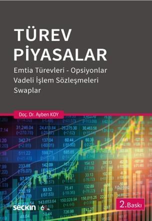 Türev Piyasalar; Emtia Türevleri, Opsiyonlar, Vadeli İşlem Sözleşmeleri, Swaplar