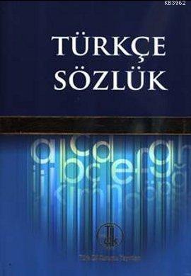 TDK Türkçe Sözlük (Ciltli)