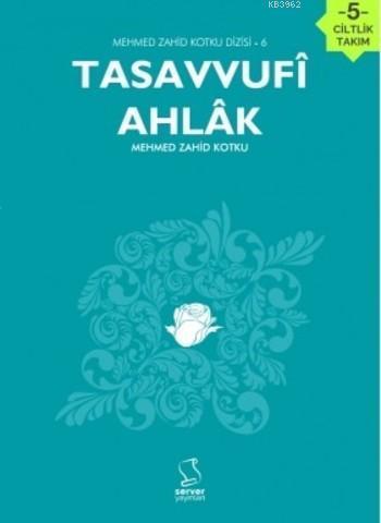 Tasavvufi Ahlak Cep Boy (5 Kitap); Mehmed Zahid Kotku Serisi