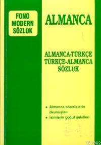 Almanca Modern Sözlük; Almanca-Türkçe / Türkçe-Almanca