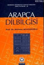 Arapça Dilbilgisi (1.hm.)