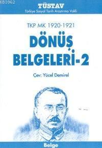 TKP MK 1920-1921 Dönüş Belgeleri-2