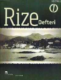 Rize Defteri 1