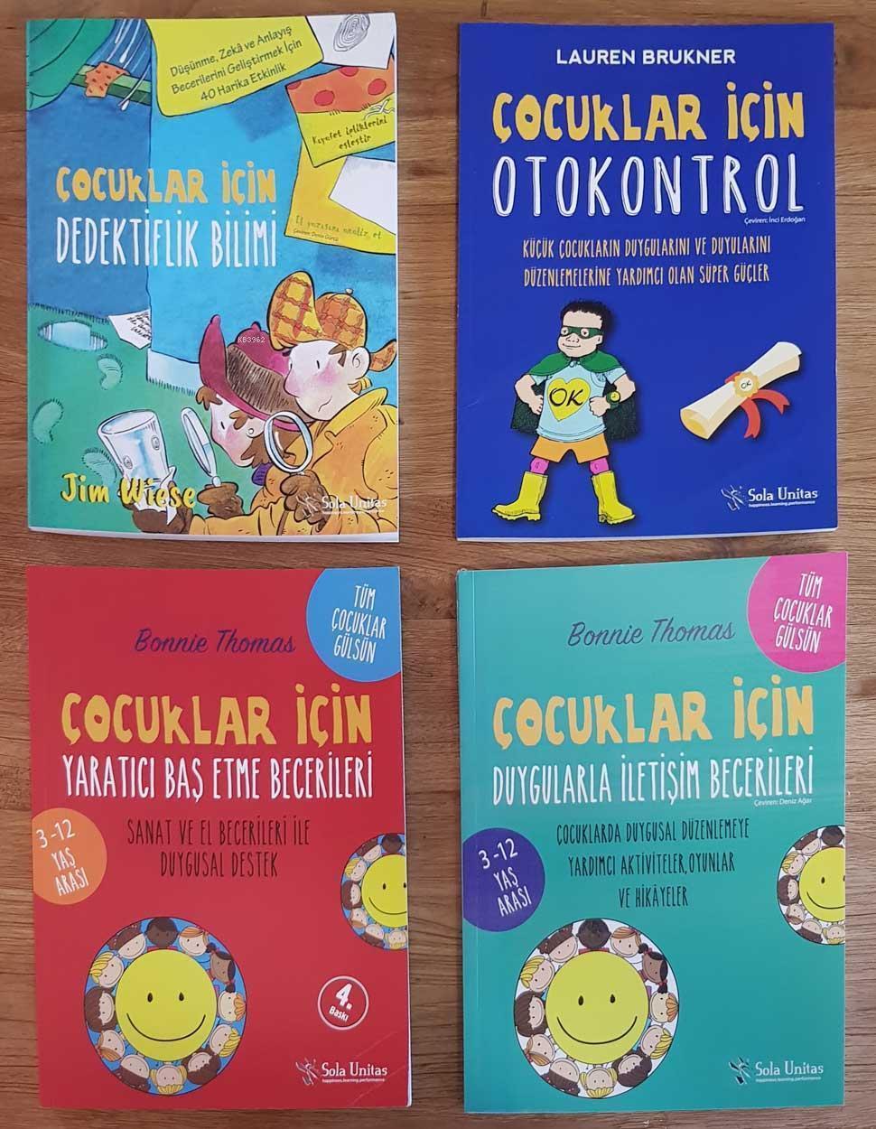 Çocuklar İçin Gelişim Serisi