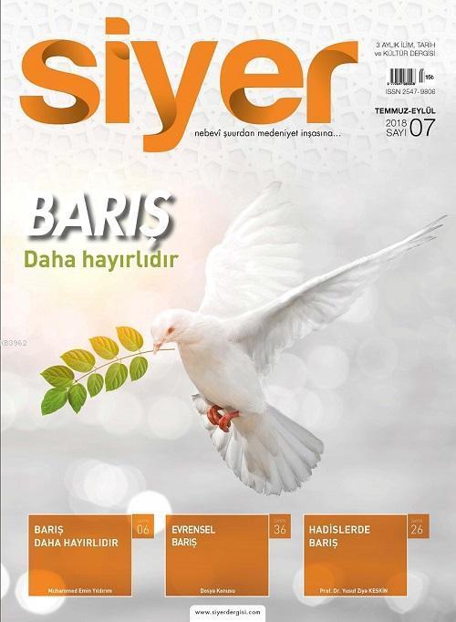 Siyer İlim Tarih Dergisi - 7. Sayı