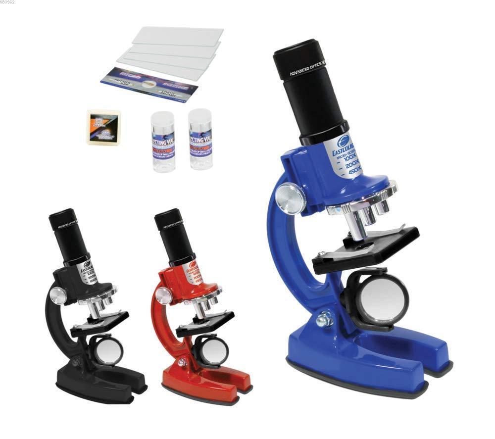 Eastcolight 23 Parça Mikroskop Çocuk Deney Ve Bilim Seti