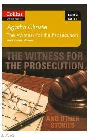 Witness for the Prosecution and Other Stories (B1)+Online Audio