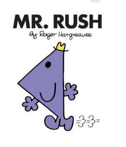 Mr. Rush (Mr. Men Classic Library)