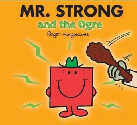 Mr. Strong and the Ogre (Mr. Men &