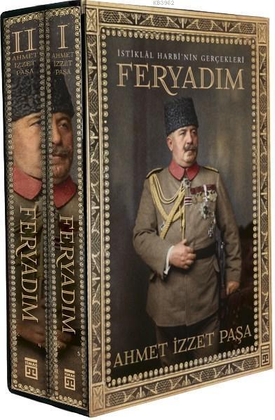 Feryadım I-II (2 Kitap)