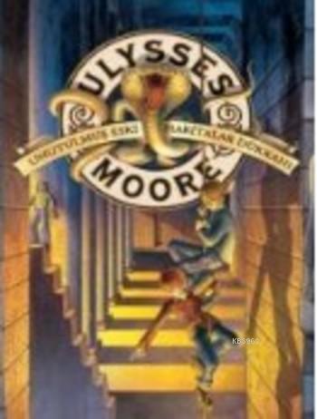Unutulmuş Eski Haritalar Dükkanı; Ulysses Moore