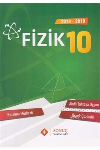 10. Sınıf Fizik Kazanım Merkezli Soru Bankası Seti 2018-2019