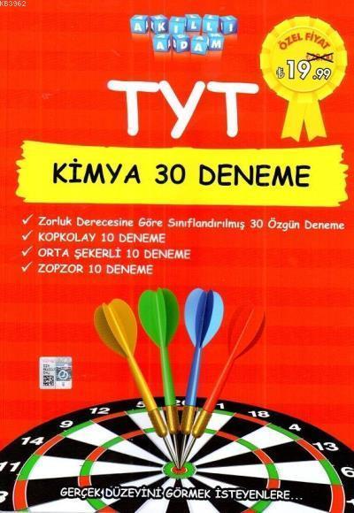 2018 TYT Kimya 30 Deneme