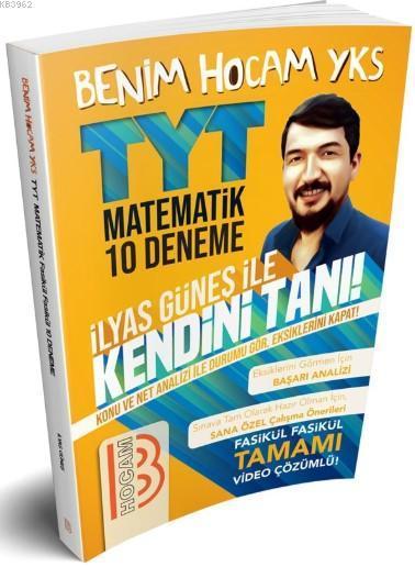 TYT Matematik 10 Deneme Benim Hocam Yayınları