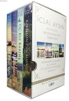 İclal Aydın Romanları - 4 Kitap Set