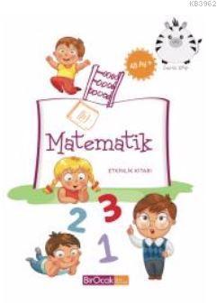 Matematik Etkinlik Kitabı - 48 Ay