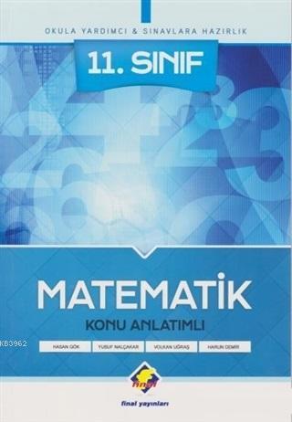 11. Sınıf Matematik Konu Anlatımlı