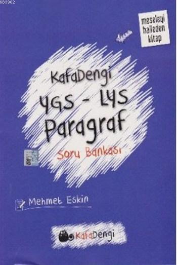 Kafadengi YGS LYS Paragraf Soru Bankası