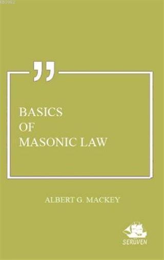 Basics of Masonic Law